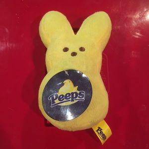 """PEEP Yellow 9"""" Bunny"""